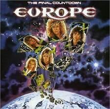 EUROPE : FINAL COUNTDOWN (CD) sealed