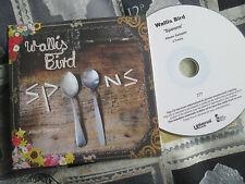 Wallis Bird - Spoons 4 track  PROMO  CD Sampler