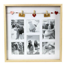 Best Friends Wooden Multi Picture Photo Set Frame Wall Collage Gift Home