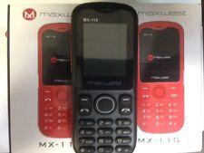 "LOT OF 5 - Maxwest Phone Bluetooth Camera 1.8"" Quad-Band GSM Dual-SIM"