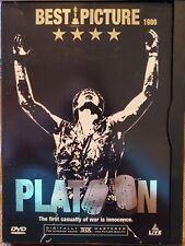 Platoon (Dvd, 1997)Charlie Sheen,Tom Barringer, William Defoe, Forest Whitaker
