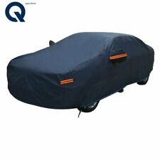 Size YXL Full Car Cover Waterproof Outdoor All Weather Protection Breathable SUV