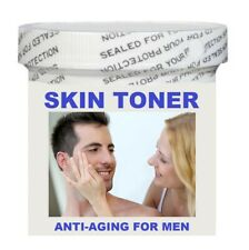FACIAL SKIN TONER FOR MEN- ANTI-AGING CREAM 4 OZ. - MADE IN USA