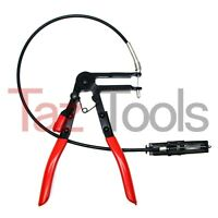 2FT Flexible Wire Long Reach Hose Clamp Pliers For Fuel Oil Water Hose Remover