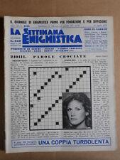 Settimana Enigmistica n°2455 del 14-04-1979 - Pamela Hensley   [D52]