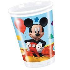 Bicchieri Plastica  Topolino , Festa Compleanno Disney PS  06274