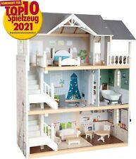Puppenhaus Stadtvilla mit Möbeln aus Holz von Small Foot Achtung lesen!!!!!!