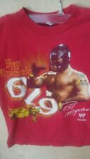 Rey Mysterio 619 WWE Red Youth T -Shirt