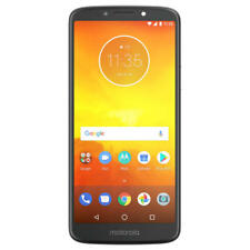 Motorola Moto E5 5.7 Inch 16GB 13MP 4G Mobile Phone - Flash Grey Sim Free Sealed