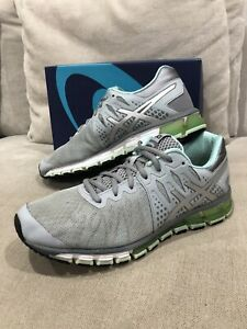 Asics Gel Quantum 180 Womens Running Sneakers SHOES 9 US Trainers EUC [WS2]