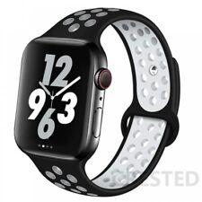 Correa para Reloj Apple Watch Series 1 2 3 4 5 pulsera perforada 38-40 42-44