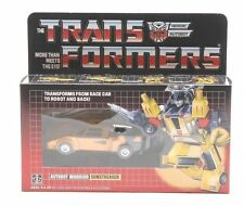 New Transformers G1 Lot Sunstreaker Complete Vintage G1 Sunstreaker in box 100%