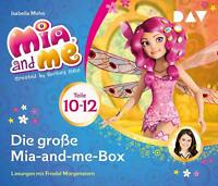ISABELLA MOHN - DIE GROßE MIA-AND-ME BOX (TEILE 10-12) MOHN, ISABELLA 3 CD NEW