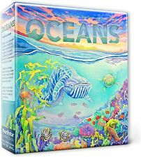 North Star Games Oceans Limited Edition Board Game Blue