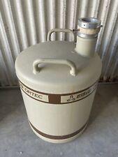 Egampg Ortec Liquid Nitrogen Tank Ln2 Dewar Al 30 Liter