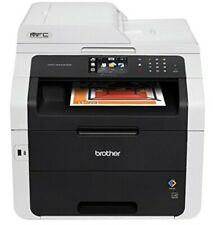 Brother MFC9340CDW Wireless Color Laser LED All-in-One Printer, Copier,Scanner