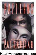 Patterns by Pat Cadigan Signed Ltd Vern Dufford cvr- High Grade