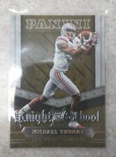 2016  Panini  MICHAEL THOMAS  Knight School