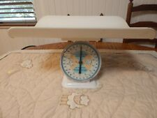 Vintage American Family Nursery Scale w/ Tray Vgc Clean