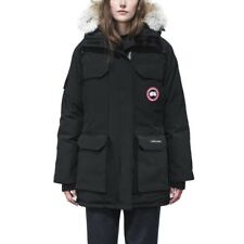 BRAND NEW w TAGS Black Canada Goose Expedition Down Parka - Women's Size Medium