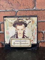 "Culture Club - Karma Chameleon (7"" Single 1983) VG+ VS612"