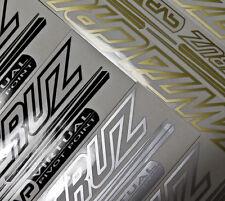 SANTA CRUZ Replacement Bike Bicycle Frame Stickers Decals Adesivi Autocollant
