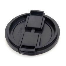 Neewer Black Snap-On 52mm Lens Cap for Canon EF 50mm f/1.8 II EF, 35mm f/2