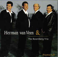 Herman van Veen&The Rosenberg Trio Promo cd single