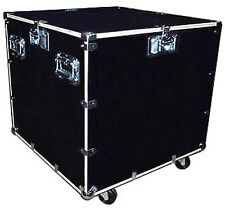 """CABLE CASE Truck Pack 1/2"""" PLY CASE KIT w/Bare Wood Edges 30"""" x 30"""" Xtra High"""
