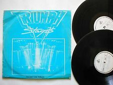 TRIUMPH -Stages KOREA 2 LP set Blue Cvr