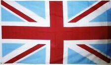 5' x 3' Claret and Blue Union Jack Flag Aston Villa Sport Team Club Banner