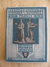 Légendes & métiers Nouvelle-France Alfred Laliberté Sculptures de Bronze 1934