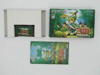 Nintendo GBA Game Boy Advance The Legend of Zelda Husiginobousi From JAPAN F/S