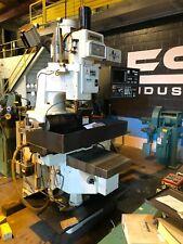 Hurco Hawk 5 SSM CNC Vertical Mill