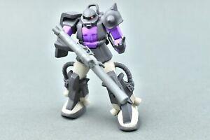 "Mobile Suit Gundam MS-06R-1A PVC 3"" Gashapon Bandai"