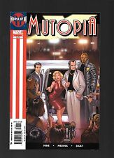 Mutopia X #1 VF/NM House of M X-Men