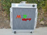 3 row aluminum alloy radiator for DATSUN 1200 B110 A12/T 1970-1976