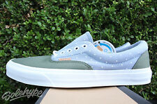 VANS CALIFORNIA ERA CA SZ 11 CHAMBRAY POLKA DOT THYME VN 0IM98JD