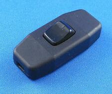 Schnur-Zwischenschalter mit zugentlastung 2-polig, 6 A, 250 V~, Paßt für LED SMD