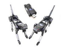 USB 2.0 Memory Stick Star Wars transformation robot Flash pen Drive 8/16/32/64G