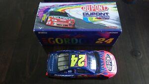 NASCAR 1:24 Action Jeff Gordon 24 Dupont 1999 Monte Carlo Limited Edition