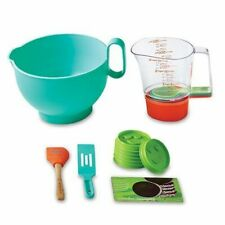 Pampered Chef (new) KID'S COOKIE BAKING SET #1472