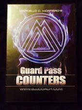 Guard Pass BJJ Counters - Brazilian Jiu Jitso