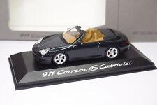 MINICHAMPS PORSCHE 911 CARRERA 4S CABRIOLET 1/43