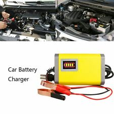12V 2A Car Battery Charger Motorcycle Batteries Universal Power Charge Adapter