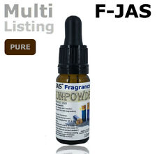 F-JAS PURE Fragrance Oil for Perfumes & Soap Making - 10ml Premium Dropper