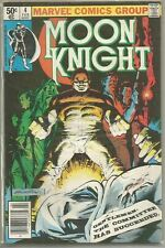 Moon Knight U-PICK ONE #4,5,6,8,9 or 10 Marvel Bronze Age PRICED PER COMIC
