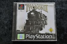 Railroad Tycoon 2 Playstation 1 PS1