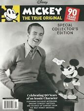 Disney Mickey Mouse The True Original 90 Years of Magic Special NM No Label