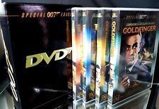 007 Special Edition Box Set DVD Video Collection (Sean Connery)